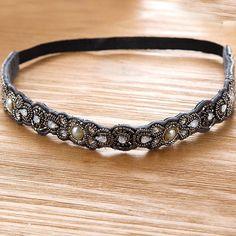 Handmade Beaded Crystal Headband  24 Hair Accessories. visit Looking Good  Products  lookinggoodprod Crystal Headband b00053ef6730