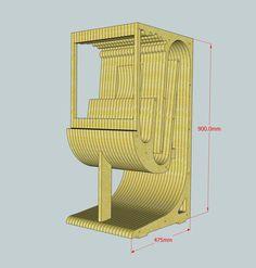 Speaker Wave Guide Design 04
