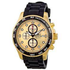 Invicta Signature II Chronograph Gold-tone Mens Watch 7373 Invicta. $91.00