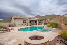 Large travertine tile   28105 N 15th Ln, Phoenix, AZ 85085 is For Sale - Zillow