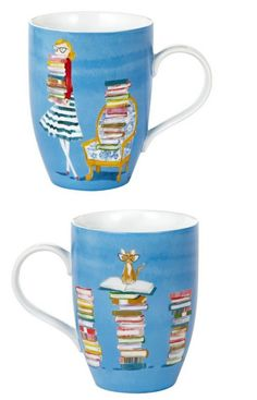 Book mug!! Up to you what you want in it..!