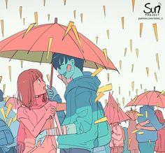 Trendy very sad art ideas Dark Art Illustrations, Illustration Art, Sad Anime, Anime Art, Aesthetic Art, Aesthetic Anime, Image Triste, Sun Projects, Vent Art