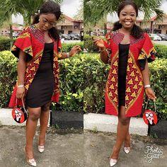 53 Beautiful Ghana Ankara and Aso Ebi styles - Ankara Lovers Short African Dresses, Ankara Short Gown Styles, Ankara Styles For Women, Beautiful Ankara Styles, Latest African Fashion Dresses, African Print Fashion, Short Gowns, African Prints, African Attire