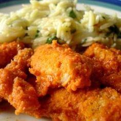 Weight Watchers Buffalo Chicken Strip Recipe
