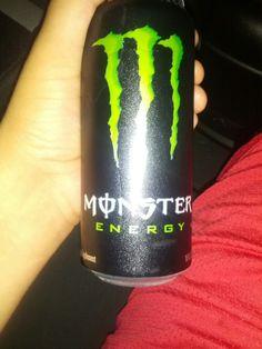 Favorite energy drink !!! Monster