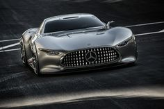 Mercedes-Benz builds a stunning concept supercar for Gran Turismo anniversary