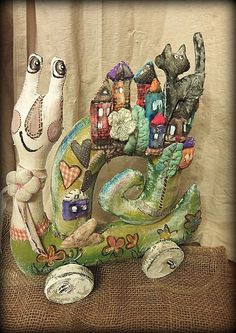 Фотография Textiles, Album, Christmas Ornaments, Holiday Decor, Crafts, Painting, Inspiration, Gift, Ideas