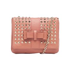 I love the Lionel Studded Bow Crossbody from LittleBlackBag *Get your 25% off here -> http://lbb.ag/b32a