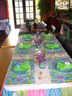 Under The Sea Mermaid Party - Children's Party Network
