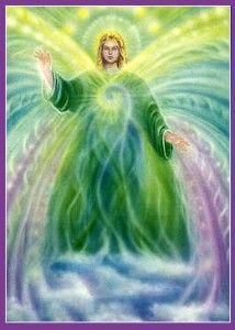 Arcángel Rafael - Tu Chakra del Corazón es un espacio de profundas bendiciones de la verdad del Creador; y te estimula a experimentar la más profunda vibración de Amor del