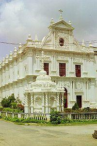 St Paul's Church, Diu, India