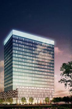 21 story Houston office tower between San Felipe and Westheimer called Westcreek Centre to begin construction this year - Houston Business Journal