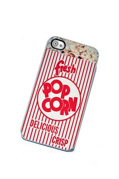 Movie Popcorn IPhone Case, Fits IPh.. on Luulla