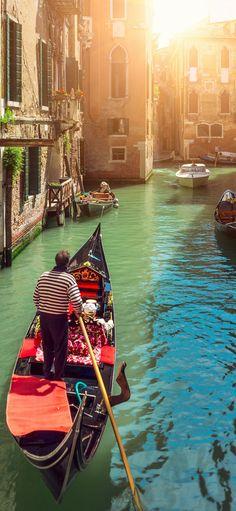 Venice, Italy #TravelEuropePhotos
