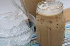 Homemade Frappuccino Recipe - The BEST Iced Coffee! | Divas Can Cook