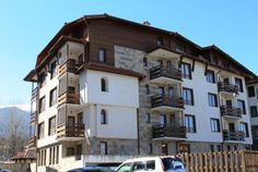 This top (5th) floor 1 bed apartment for sale in Cedar Lodge 1 Bansko is a fantastic opportunity to Wall Mounted Coat Hanger, Ski Bar, Water Boiler, Shower Units, Ski Holidays, Bbq Area, 1 Bedroom Apartment, Tourist Information, Main Entrance