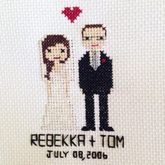 Final product  #crossstitch #crossstitchfamily #crossstitchportrait #crossstitchpattern #pixelfamily #pixelportrait #pixelpeople #handmade #weddingcrossstitch #weddinggift #wedding #weddinggiftideas #handmadegifts #madewithlove #anniversarygift #crossstitching #dragostitches