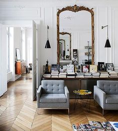 Here are some doable living room decor and interior design tips that will make your home cozy and comfortable for family and friends. Design Your Home, Home Interior Design, Interior Architecture, House Design, Interior Ideas, Interior Designing, Interior Trim, Living Room Designs, Living Spaces