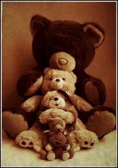 Teddies | Flickr - Photo Sharing!