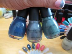 My Nail Polish Collection Series- Sinful Colors