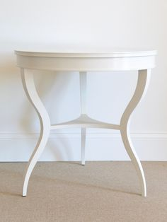 Northside Round Side Table // summerhousestyle.com