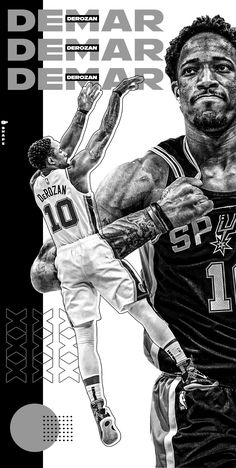 Nba Basketball Teams, Basketball Design, Basketball Shirts, Drake Wallpapers, Sports Wallpapers, Basketball Photography, Sports Graphic Design, Allen Iverson, Sport Inspiration