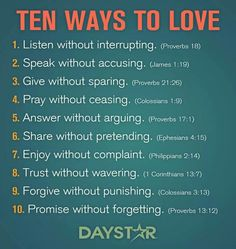 10 ways to love <3 #loveandpeace #choosejoytoday http://www.dangiercke.com/how-to-bring-back-the-joy/ More