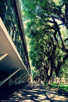 Somewhere in Sao Paulo