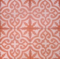 In the late 19th century, mass reproduction of intricately designed floor tiles became possible, and they became a common feature in the interiors of buildings in cities all around the Mediterranean. Centuries ago cement floor tiles were put only in palaces of Granada & Sevilla for moorish queens, this art has been spread quickly to France, Italy...  Moroccan cement tile are hand painted with a touch of moorish moroccan design patterns very sturdy& well madefor floor use purpose.   Each…