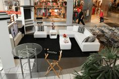 Sponsorship with Pandora and #CoquitlamCentre.This sleek Style Lounge offers Pandora an opportunity to distribute materials, host mini after hour events on new arrivals, and provides an opportunity to promote their brand.