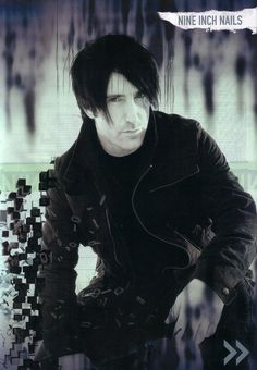 Trent Reznor of Nine Inch Nails.