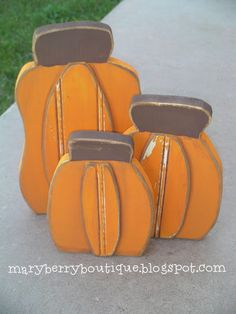 Maryberry Boutique: Bead Board Pumpkins