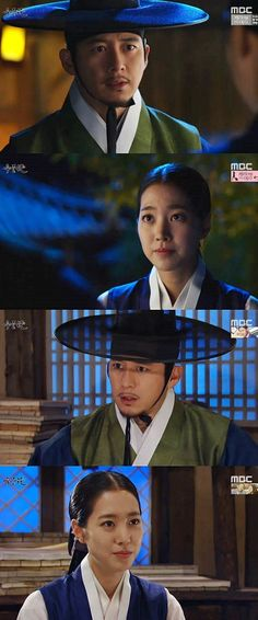 [Spoiler] Added episodes 38 and 39 captures for the #kdrama 'The Flower in Prison'
