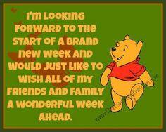 Pooh, Good Morning,