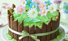 Birthday Cake, Baking, Recipes, Image, Food, Google, Pies, Birthday Cakes, Bakken