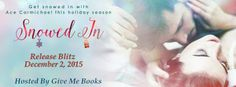 I Heart YA Books: New Release Blitz with Excerpt & Giveaway for 'Sno...