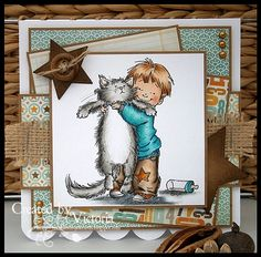 Vixx Handmade Cards: TOLERANCE.....:o)