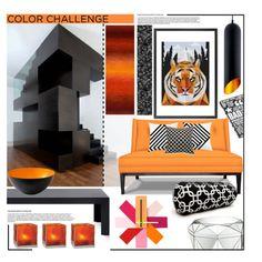 Color Challenge: Orange and Black/TS