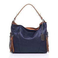 Anna Morellini Handbag, Navy