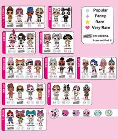 551539 3 Confetti Pop for sale online Barbie Dolls Diy, Barbie Toys, Barbie Life, Pop Dolls, Diy Doll, Cute Dolls, Kids Printable Coloring Pages, Doll Videos, Doll Party