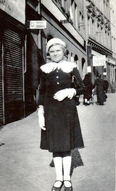 Liboslava Fafková (12.12.1921-24.10.1942), future fiancée of Jozef Gabčík and victim of Nazi regime. Photo from http://www.ustrcr.cz/data/pdf/pamet-dejiny/pad1202/033-047.pdf