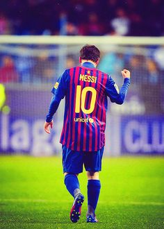 "Prince of Futbol Lionel Andrés ""Leo"" Messi. Argentina and FC Barcelona player. A huge hero in my life."