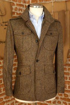Stylish Men, Men Casual, British Style Men, Bespoke Clothing, Classy Suits, Mens Fashion Blazer, Fashion In, Safari Jacket, Looks Style