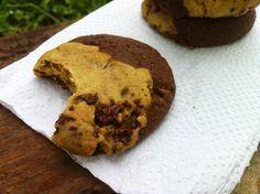Chocorango: Brookies - Cookies + Brownies