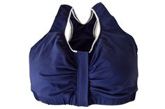 Sold separately, wear the Recovery Bra throughout the day for comfort and support during recovery. This front closure bra is a must-have for breast surgery recovery, including mastectomy, breast recon