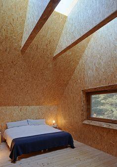 Kuća za odmor u šumi | D&D - Dom i dizajn