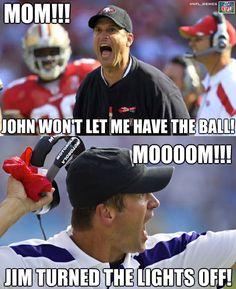 Brotherly love... #Superbowl style. #NFL hahaha