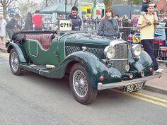 2 Alvis 1270 SC Special Tourer (1938)