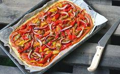 Maikin mokomin: Tarjottava, joka käy kaikille: italialainen piirakka (vegaaninen, gluteeniton, soijaton)