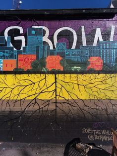 Michigan street art